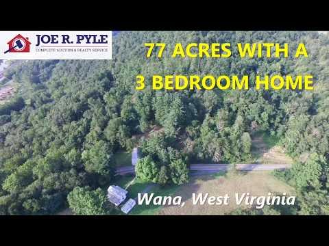 77 Acres In Wana, West Virginia