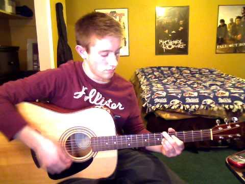 Jimmy Needham Firefly Guitar Cover