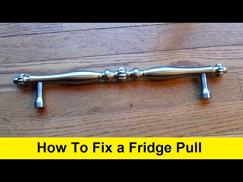 how to fix a fridge