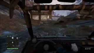 Far Cry 4 - Vehicle - Buggy Free Roam Gameplay (PC HD) [1080p]