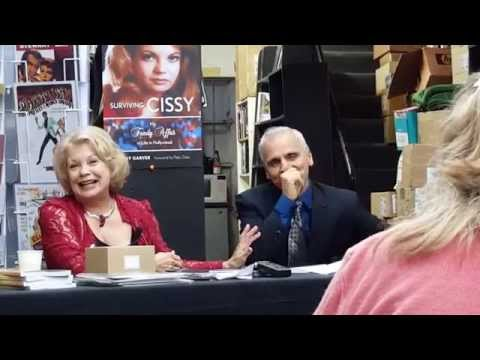 Kathy Garver Discusses Brian Keith and Sebastian Cabot at Larry Edmunds Bookstore