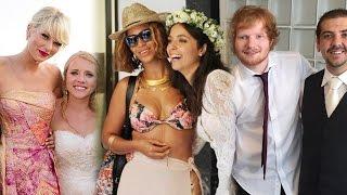 8 Most Epic Celeb Wedding Crashers