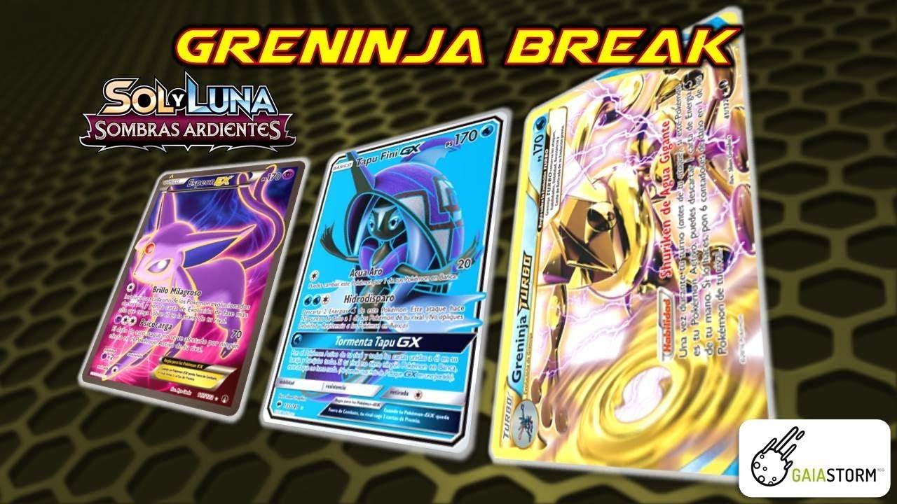 how to get the greninja break deck