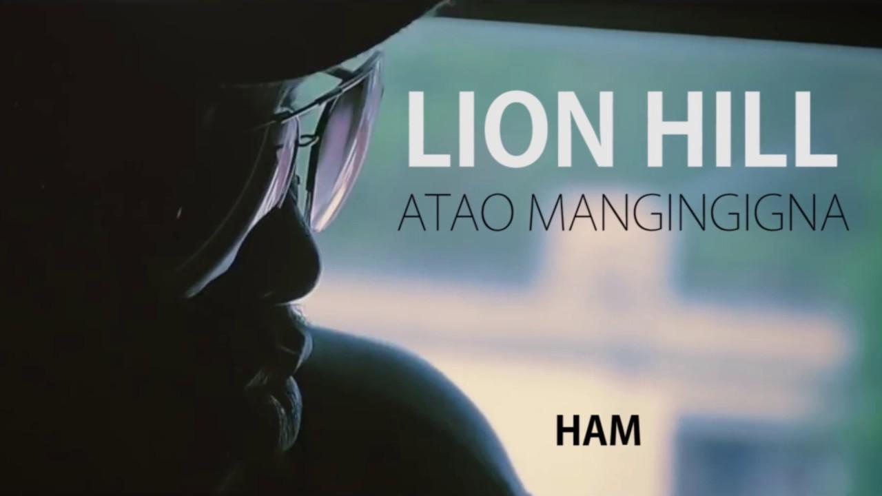 lion hill atao mangingina mp3