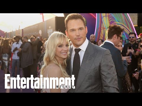Chris Pratt, Anna Faris Separating After 8 Years Of Marriage | News Flash | Entertainment Weekly