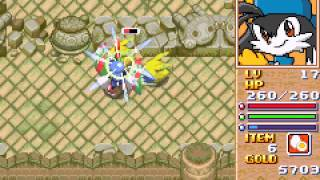 Klonoa Heroes - Densetsu no Star Medal - Gameplay Part 2 - Chapter 3, Visions 1-3 - User video