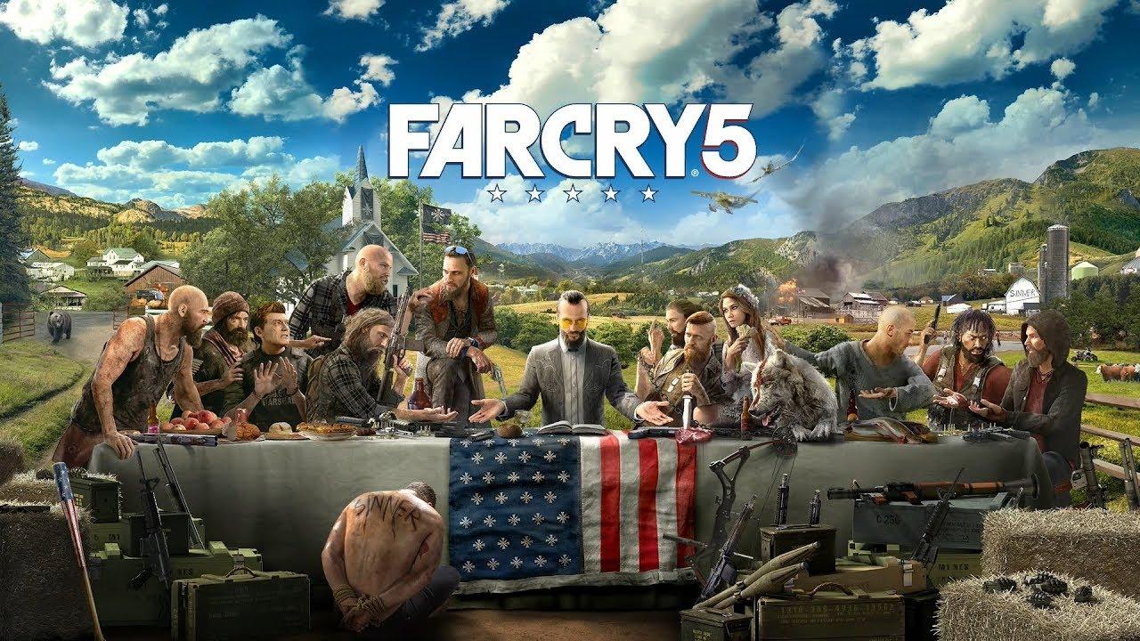 Far Cry 5 Klinische Studie