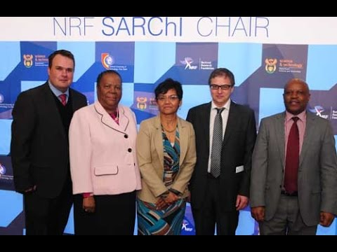 SARChI Launch: Research Chair in Medical Product Development