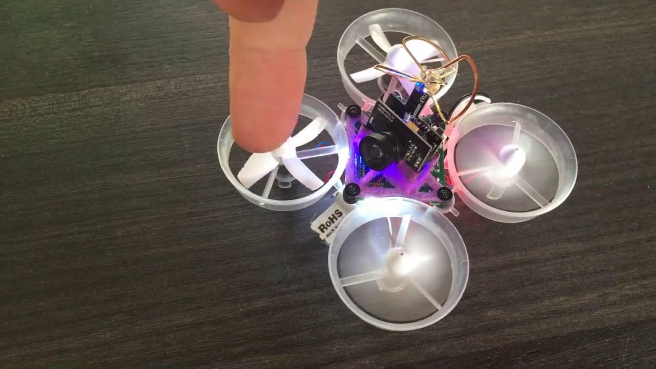 Tiny whoop rip motors 2 3 youtube for Lumenier tiny whoop motors