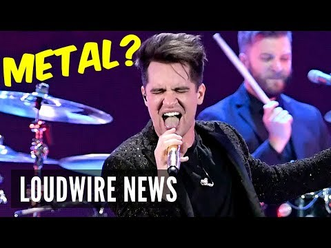Panic! at the Disco Singer Wants to Write Metal Songs Mp3