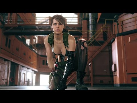 Now you can watch Metal Gear Solid 5: The Phantom Pain's TGS videos in English
