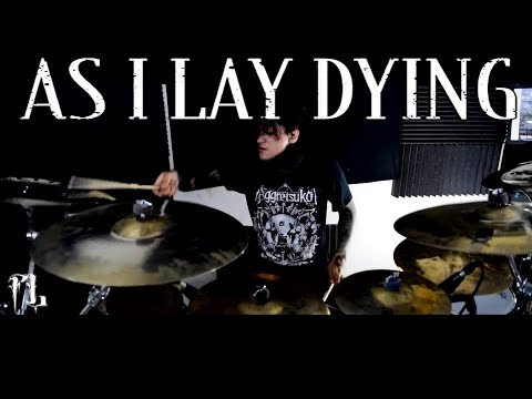 """As I Lay Dying """"My Own Grave"""" Drum Cover"""