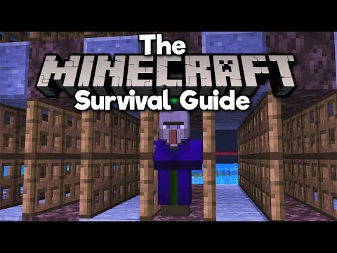 How To Set Up A Witch Farm! ▫ The Minecraft Survival Guide (Tutorial Lets Play) [Part 179]