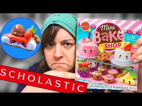 DON'T BUY? 9 REASONS Scholastic's Klutz Mini Bake Shop is NOT worth it SaltEcrafter #7