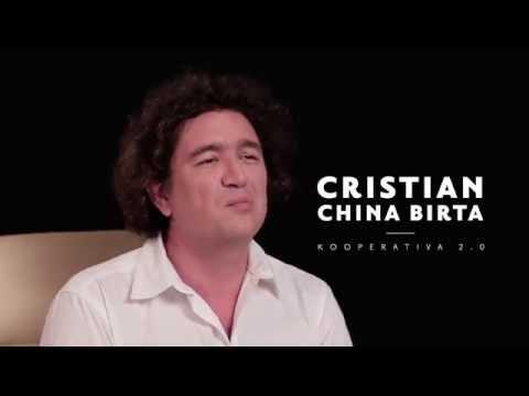Chivas The Venture - Cristian China Birta sustine antreprenoriatul cu impact social