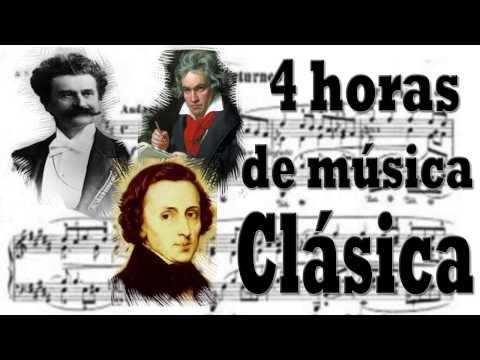 Música clásica ♫ con los mejores compositores.