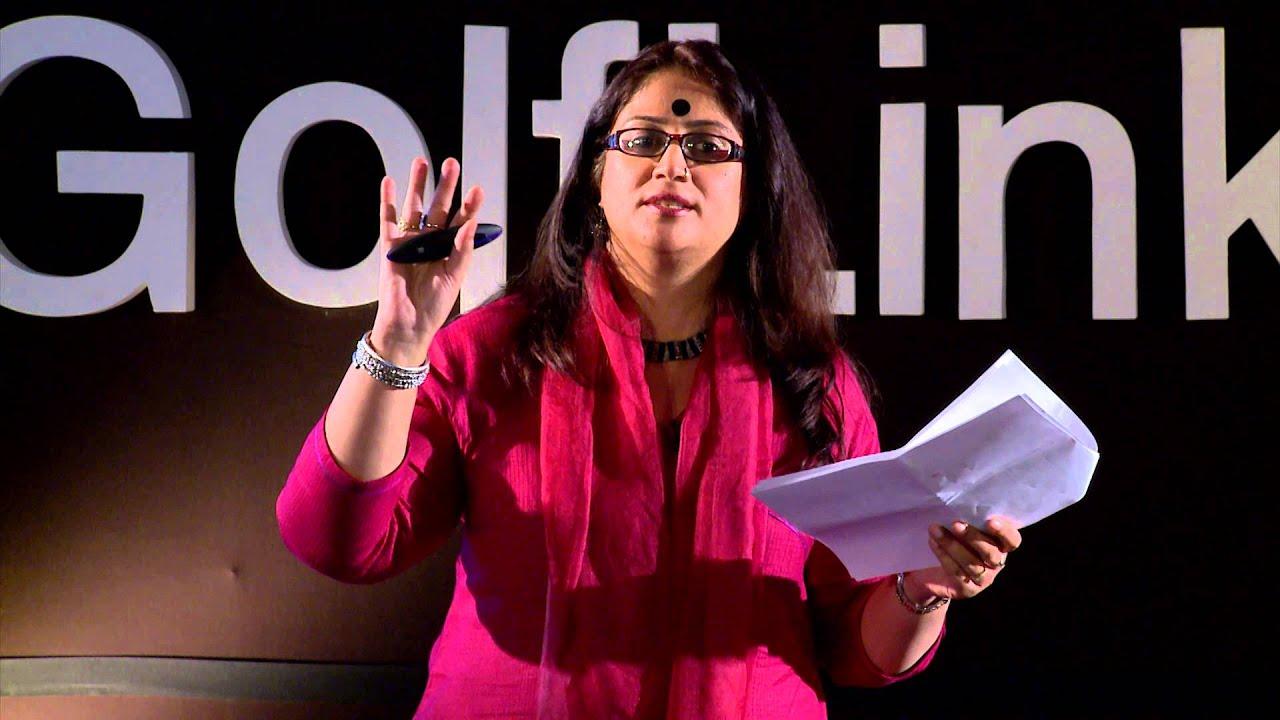 Poetry Of Life: Shikha Malaviya at TEDxGolfLinksPark