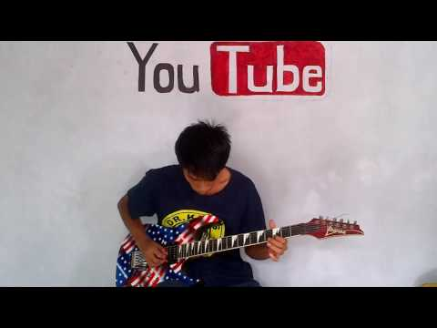 Cinta Kita Inka Christie feat Amy Search  Guitar Cover By Hendar