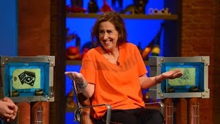 Kirsty Wark hates plastic flowers - Room 101: Series 5 Episode 4 Preview - BBC One