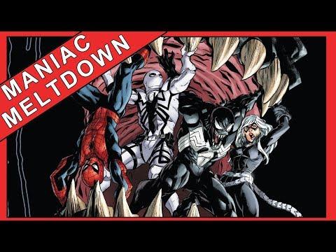 Maniac Meltdown | Amazing Spider-Man Venom Inc. Omega #1