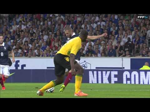 Equipe de France : le top buts de l'année 2014