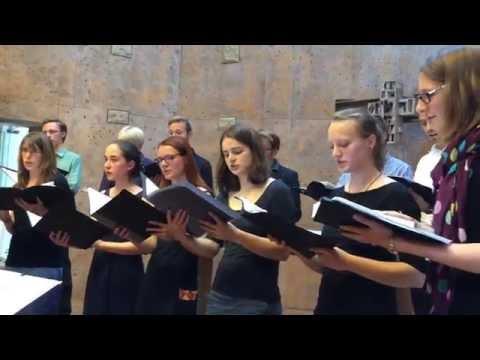 Carus cantat singt