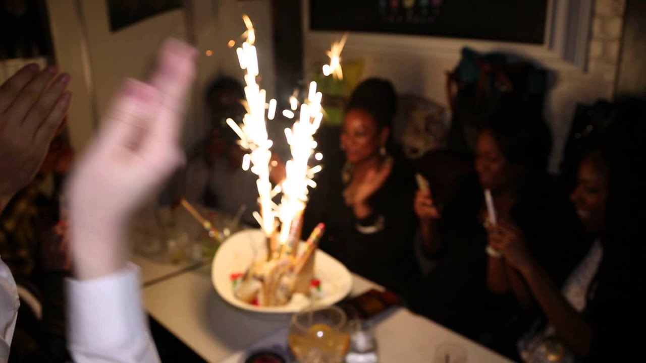Amara S Birthday Dinner Sugar Factory Nyc Youtube