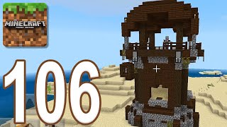 Minecraft: Pocket Edition - Gameplay Walkthrough Part 106 - Pillager Outpost (iOS, Android)