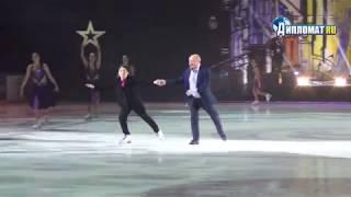 Юбилейный вечер Тамары Москвиной и Алексея Мишина