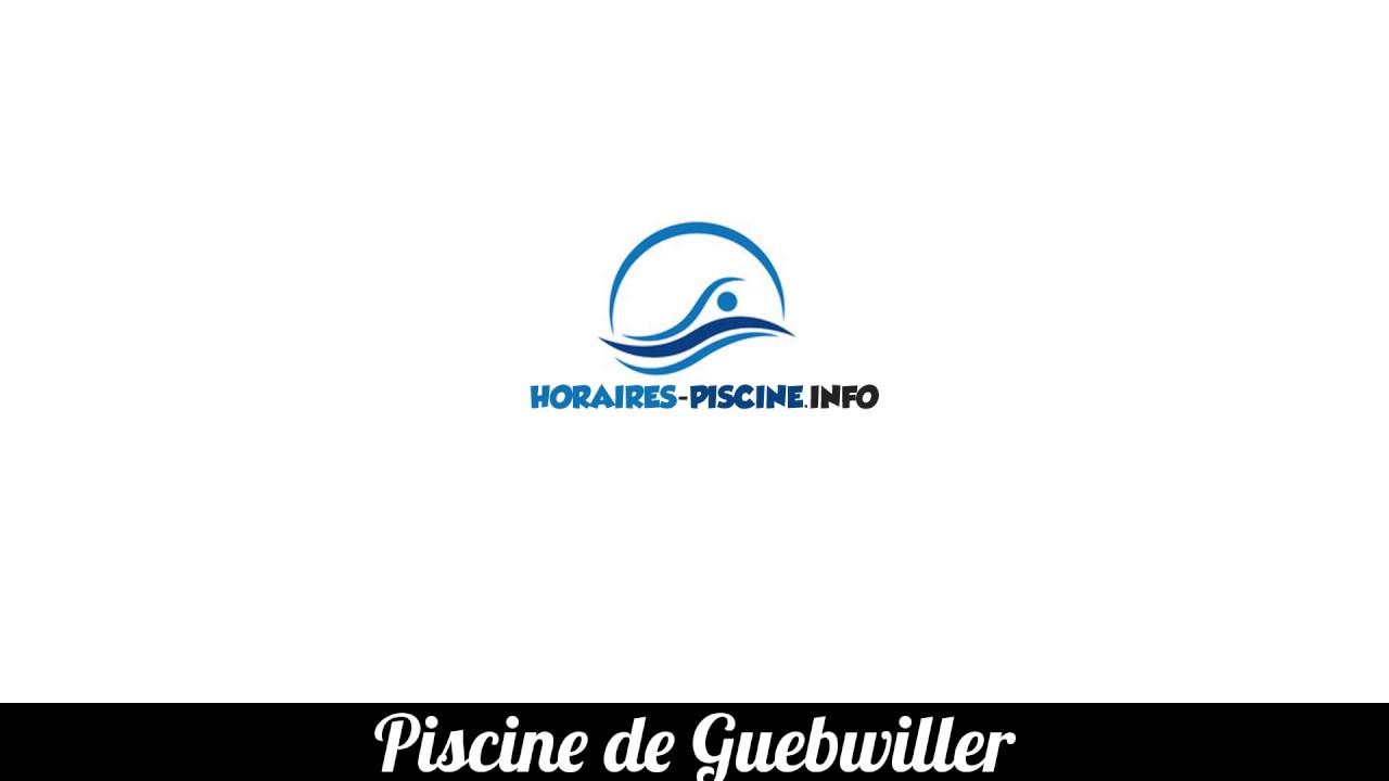 Piscine De Guebwiller Youtube