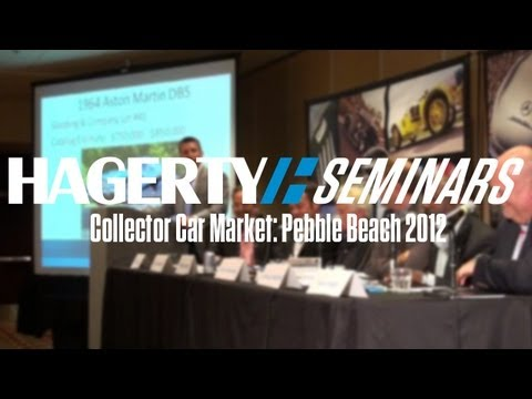 Classic Car Values | Hagerty Seminar