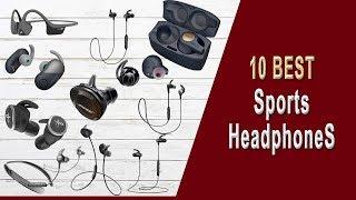 10 Best Sports Headphones 2020 | Best Workout Headphones| Best Running Headphones