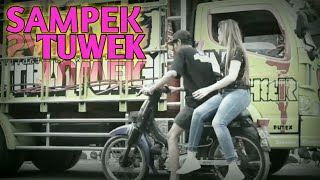 Download lagu SAMPEK TUWEK - DENNY CAKNAN (Unoffical vidio clip ) Versi Supir Truk Cantik