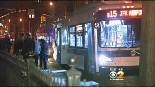 Boy, 14, Ordered Held Without Bail In Brooklyn Bus Shooting