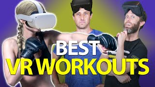 Best VR Fitness Games Review - Oculus Quest - Adventure Brothers