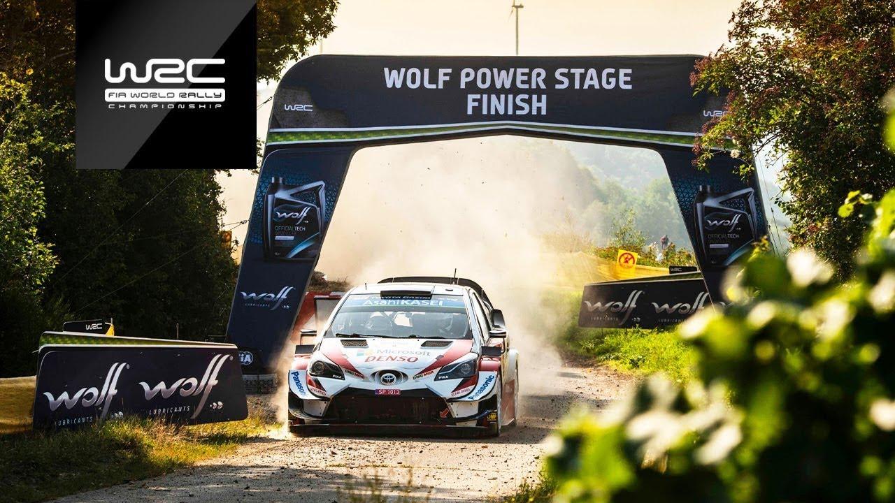 WRC - ADAC Rallye Deutschland 2019: Highlights Wolf Power Stage