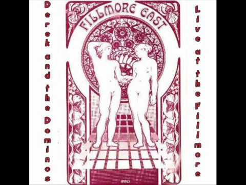 Derek & The Dominoes - Have You Ever Loved A Woman - Fillmore Double Night 10/23-24/1970