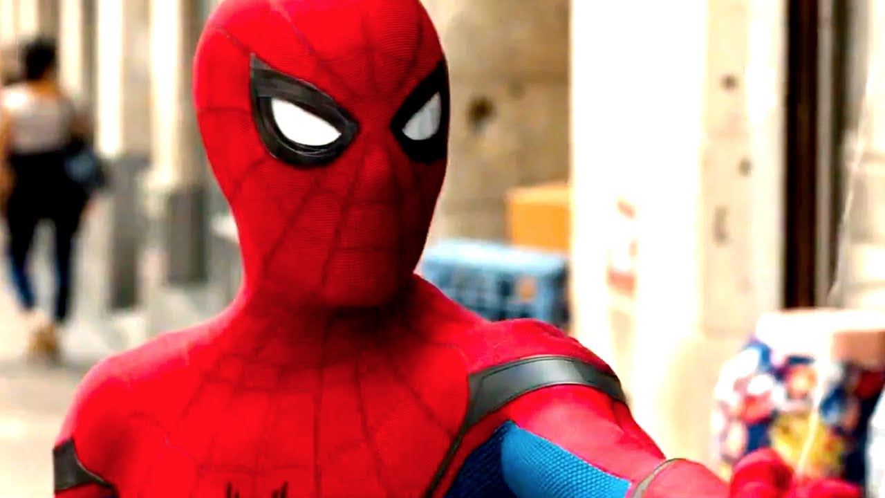 spider-man: homecoming trailer #3 2017 movie - official - youtube