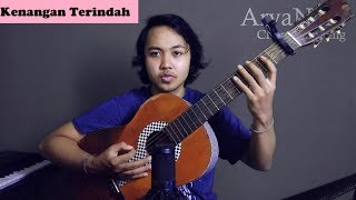 Download Mp3 Chord Gampang  Kenangan Terindah - Samson  By Arya Nara  Tutorial