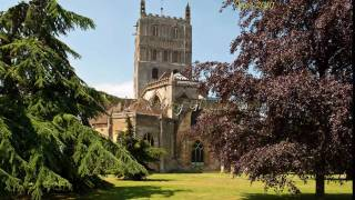 Tewkesbury Abbey, Gloucestershire