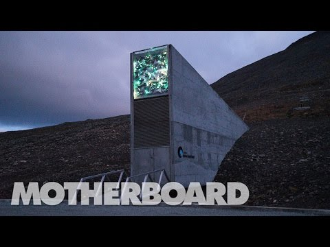 Exploring the Arctics Global Seed Vault