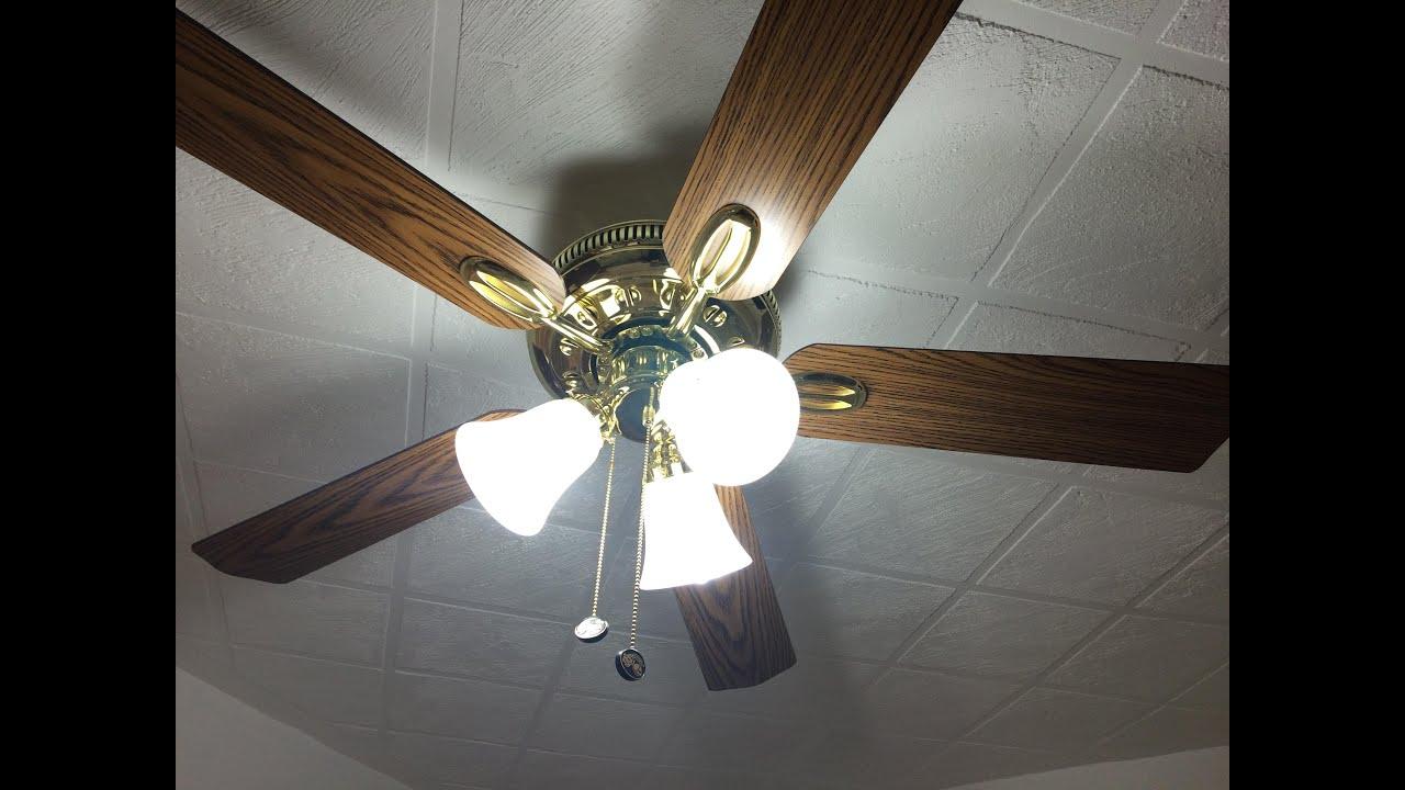 Mantenimiento a un ventilador de techo instalaciones for Ventiladores de techo com