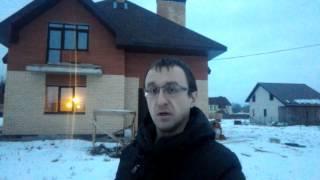 видео Отопление дома из газобетона
