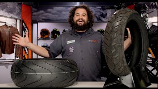 Michelin Scorcher Tires for Harley Review at RevZilla.com