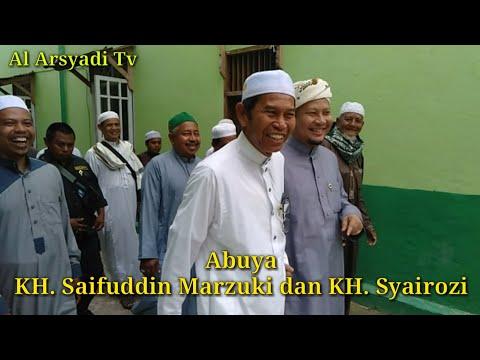 Al Arsyadi Tv - Menyambut Kedatangan Abuya KH. Syairozi Pimpinan Ponpes Kandangan Dalam Pagar