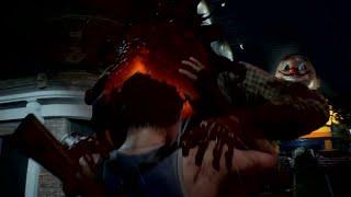 RE3R Demo Death Scene: Jill Is Taken Over By A Parasite