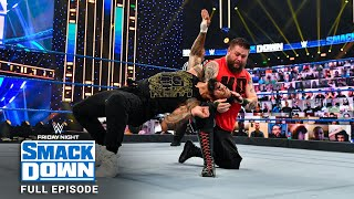 WWE SmackDown Full Episode, 06 November 2020