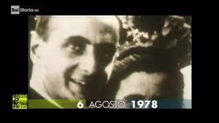 § 1 anniversari morte 1978 06 agosto Castel Gandolfo Papa Paolo VI E A M Montini