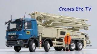 Conrad Putzmeister M42-5RZ Concrete Pump
