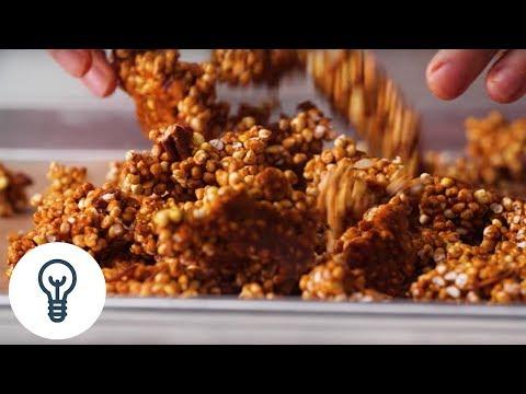 Sqirl's Puffed Granola (aka TurmericMillet-nola)